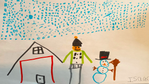 Isaac Guerin, 6 years old, Grade 1, Toniata Public School, Brockville