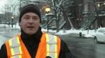 Montreal city spokesperson Philippe Sabourin