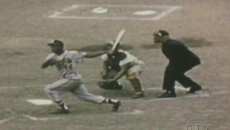 The legacy of baseball great Hank Aaron