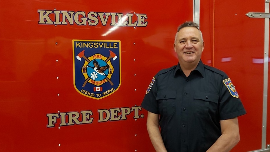 Kingsville Fire Chief