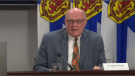 Health officials in Nova Scotia are reporting four new cases of COVID-19 on Friday, and have identified two variant cases of the virus in individuals that were tested in December.