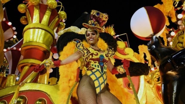 The Rio carnival draws millions of visitors, and their tourist dollars, to the beachside city each year. (AFP)