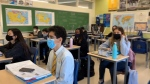 Two Montreal high schools set to begin rapid tests