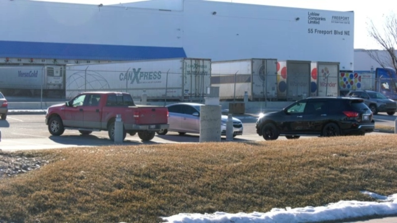An inspection conducted by AHS revealed at least 10 employees worked at Westfair Foods while symptomatic for COVID-19
