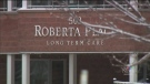 Roberta Place long-term care home in Barrie, Ont. (Craig Momney/CTV News)