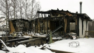 Sask. family recovers from devastating fire