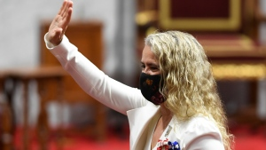Payette should lose pension: Democracy Watch