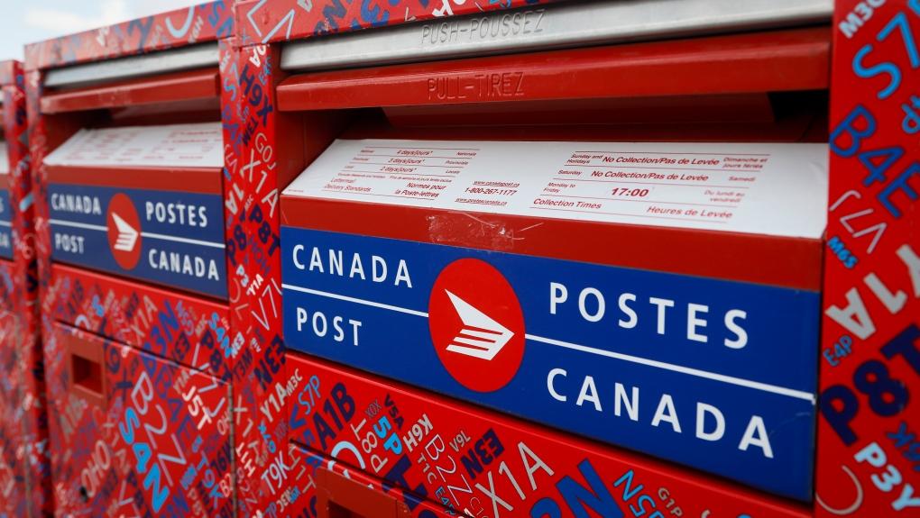 COVID Alta Canada Post