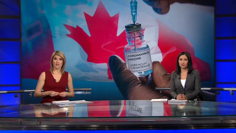 CTV News Toronto at Six for Jan. 22, 2021