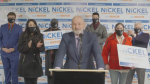 Mike Nickel announced on Jan. 22 that he's running for mayor of Edmonton in the upcoming October election.