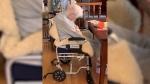 Family gets caregiver status temporarily