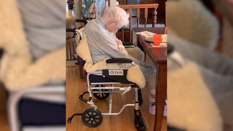 Family gets caregiver status temporarily