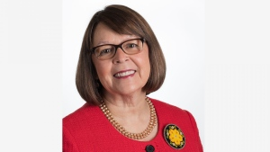 Clara Morin Dal Col, former president of the Metis Nation British Columbia, was suspended with pay on Jan. 18, 2021 (Supplied/Metis Nation British Columbia).
