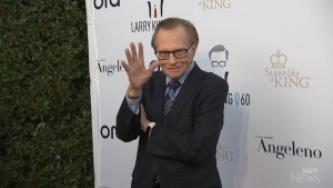 Iconic broadcaster Larry King dead at age 87