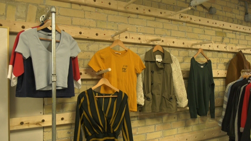 Kitchener thrift shop thriving on social media