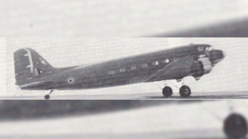 1946 plane crash