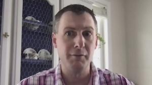 Hospital biostatistician Ryan Imgrund