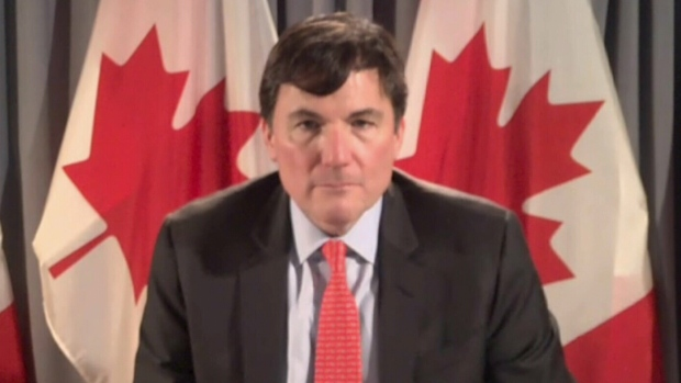 Intergovernmental Affairs Minister Dominic LeBlanc
