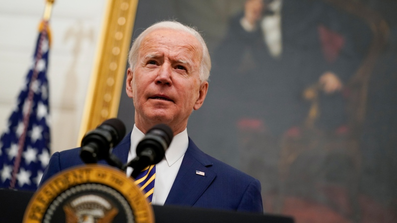 Biden vows to work with Canada on 'Buy American' policy, but offers no guarantees
