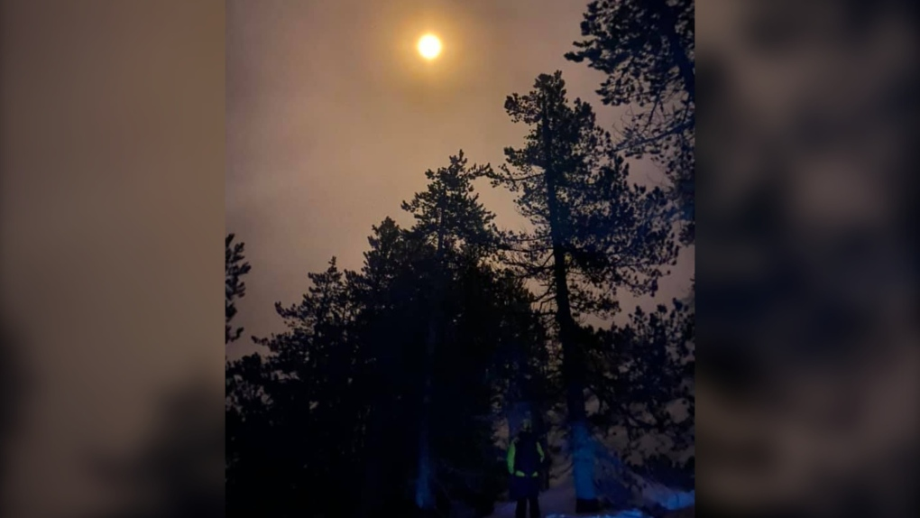 Nanaimo Search and Rescue Mount Benson