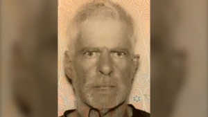 Police describe Cheney as a white man with a medium build, blue eyes and grey hair. (Vancouver Police Department)