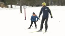 Cross country skiing sees boost during lockdown