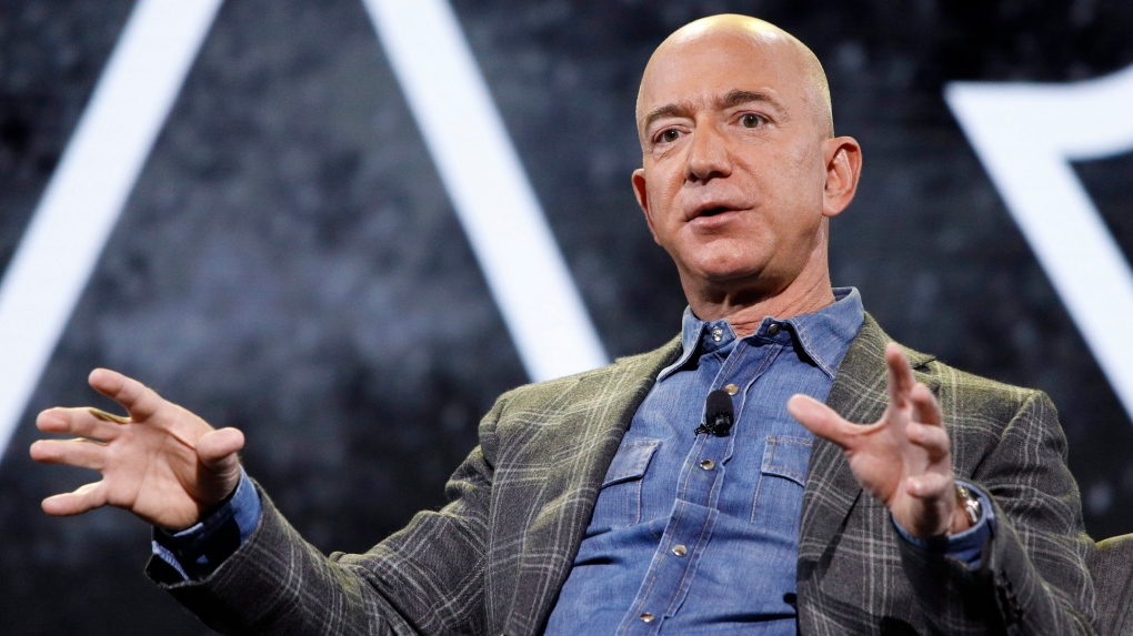 Amazon's Bezos to Step Down From CEO Role in Third Quarter