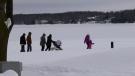 Big snow falls short of expectations