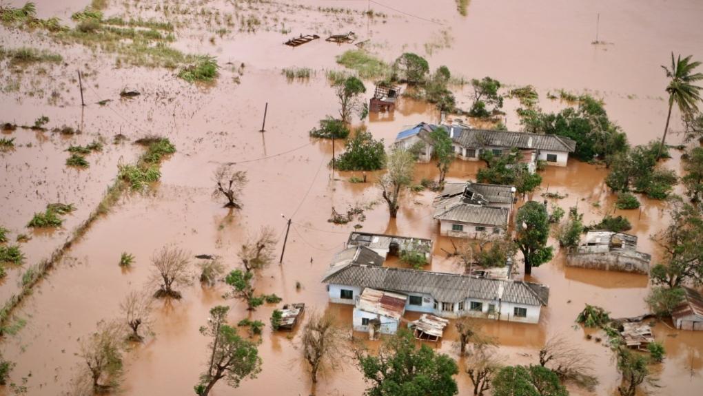 Mozambique flood