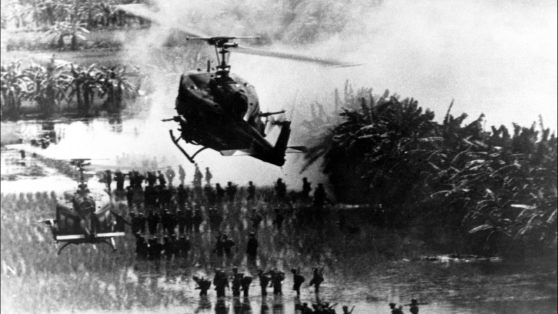 The U.S. used Agent Orange for a decade during its war in Vietnam, Laos and Cambodia. (AFP)
