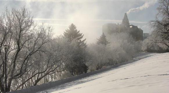 Saskatoon weather January 25