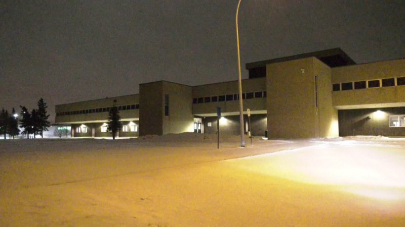 M.E. Lazert high school, Jan. 24
