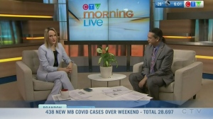 Meet new Morning Live co-host Michael Hutchinson