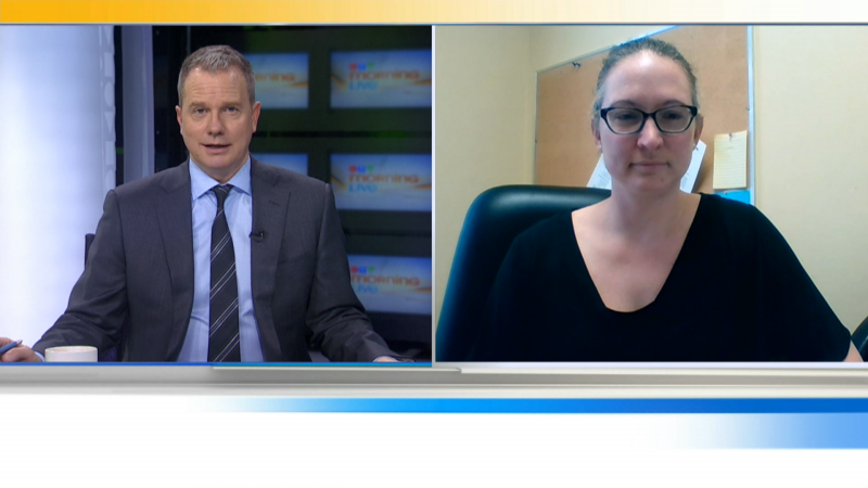 An infectious disease expert joins us with the latest on Covid-19