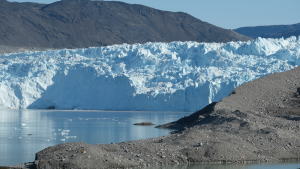 New research suggests that around 28 trillion metric tons of ice melted away from the world's sea ice sheets and glaciers since 1994.