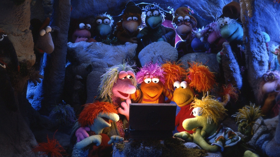 Fraggle Rock, Calgary, Jim Henson