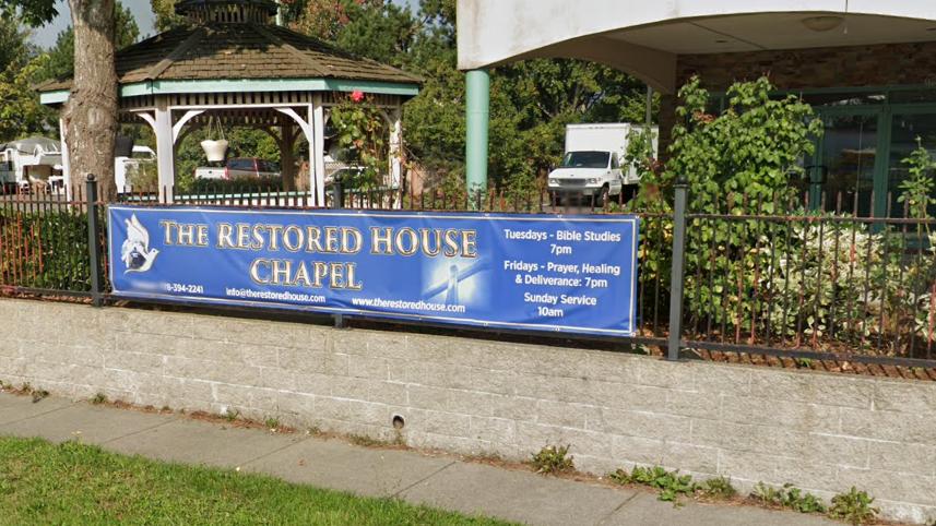 Restored House Chapel