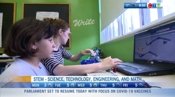 STEM education, kids games