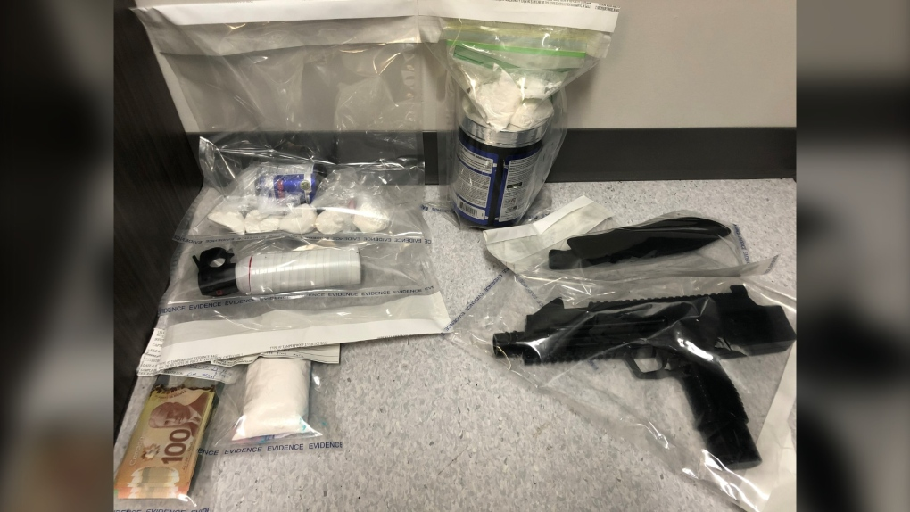 Thompson RCMP drug seizure