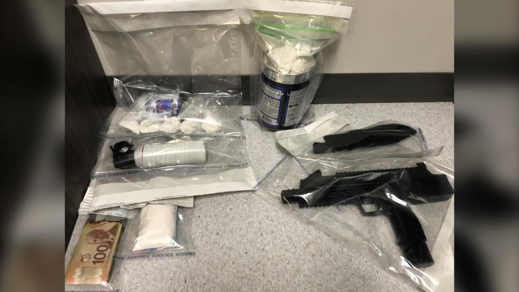 Thompson RCMP drug seizure