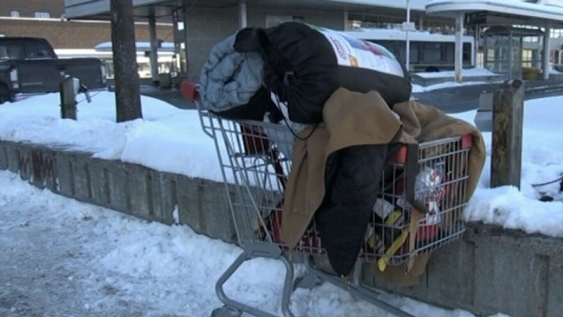 Homelessness in the spotlight in Greater Sudbury