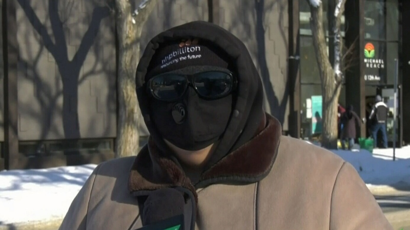 How Regina residents are managing the cold