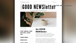 The Good News Letter was started by a Winnipeg woman who is looking to brighten people's day during the pandemic, (Source: Jessica Dearborn)