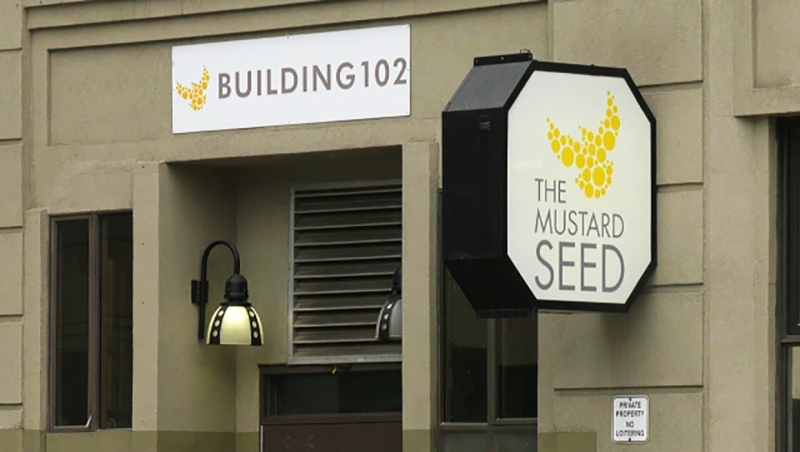 With the arrival of the season's first cold snap, homeless shelters such as the Mustard Seed are getting busier, although they say occupancy is still down from pre-pandemic numbers