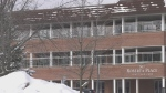 Roberta Place Long-Term Care Home in Barrie, Ont. on Monday, January 25, 2021 (Rob Cooper/CTV News)