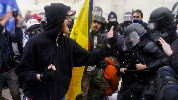 'This is me': Rioters flaunt involvement in U.S. Capitol siege