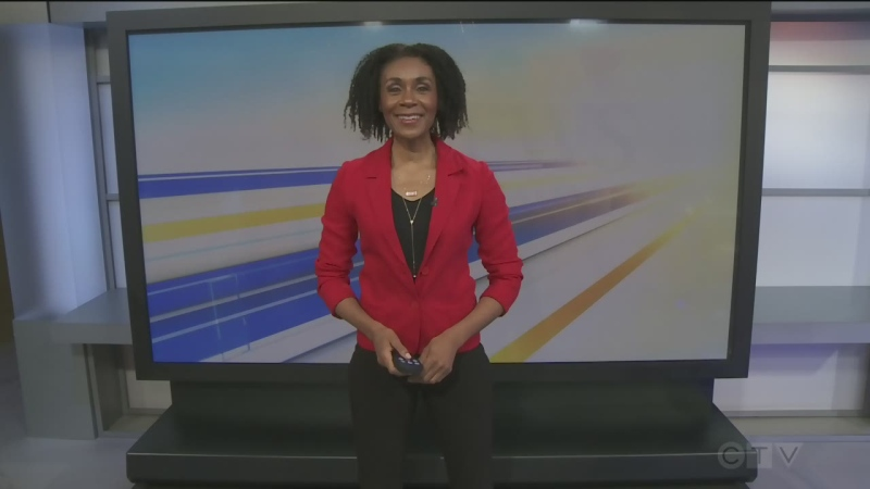 CTV Morning Live Weather Jan 26