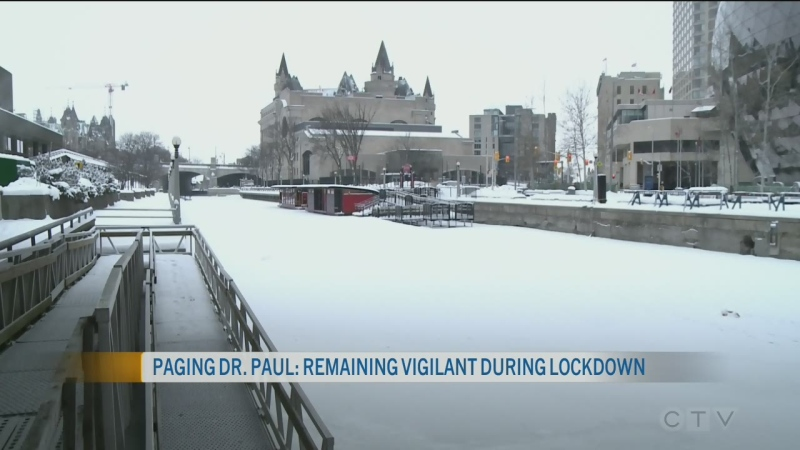 CTV Morning Live Roumeliotis Jan 26