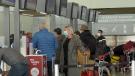 Calgary International Airport, YYC, airport,