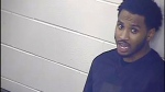 Jackson County Detention Center photo of Trey Songz. (Jackson County Detention Center via AP)